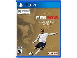 Pro Evolution Soccer 2019 D. Beckham Ed. PS4