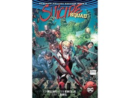 Suicide Squad Rebirth Dlx Coll v2 (ING/HC) Comic