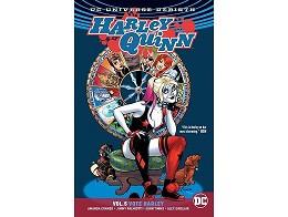 Harley Quinn v5 Vote Harley Rebirth (ING/TP) Comic