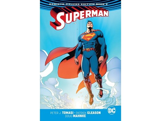 Superman Rebirth Dlx Coll v2 (ING/HC) Comic