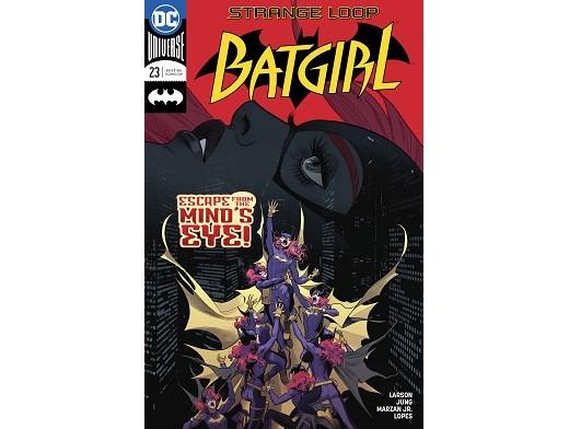 Batgirl #23 (ING/CB) Comic