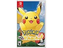 Pokémon Let's Go Pikachu NSW
