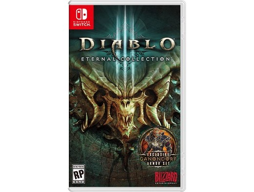 Diablo III Eternal Collection NSW