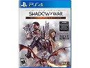 Middle-earth: Shadow of War Definitive Edition PS4