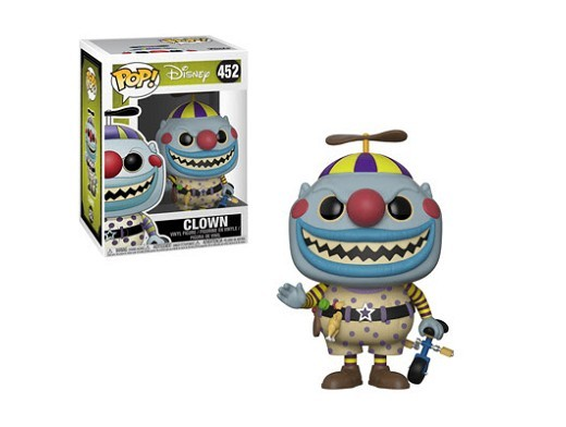 Figura Pop! Disney: NBX- Clown