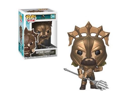 Figura Pop Heroes: Aquaman - Arthur (Gladiator)