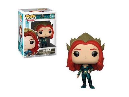 Figura Pop Heroes: Aquaman - Mera