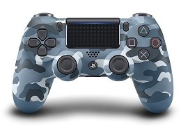 Control Sony DualShock 4 Blue Camouflage PS4