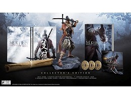 Sekiro: Shadows Die Twice Collector Ed PS4