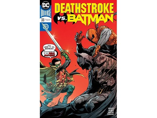 Deathstroke #33 (ING/CB) Comic
