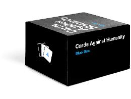 Cards Against Humanity: Blue Box Juego de Mesa