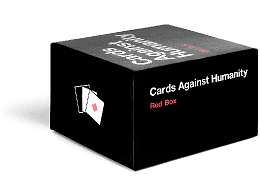 Cards Against Humanity: Red Box Juego de Mesa