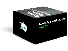 Cards Against Humanity: Green Box Juego de Mesa