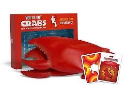 You've Got Crabs: Imitation Crab Exp Juego de Mesa