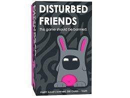 Disturbed Friends Juego de Mesa