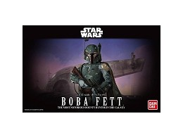Model Kit Boba Fett - Star Wars
