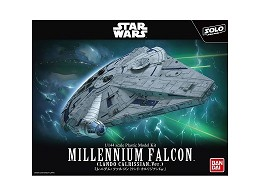 Model Kit Millennium Falcon Lando Calrissian Ver.