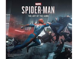 Marvel's Spider-Man: Art of the Game (ING) Libro