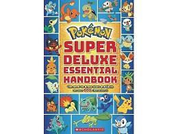 Pokemon Super Dlx Essential Handbook (ING) Libro