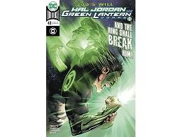 Hal Jordan and The Green L C #40 (ING/CB) Comic