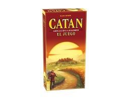 Catán: Exp. 5-6 jugadores