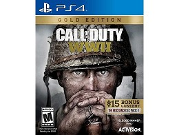 Call of Duty: WWII Gold Edition PS4