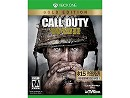 Call of Duty: WWII Gold Edition XBOX ONE