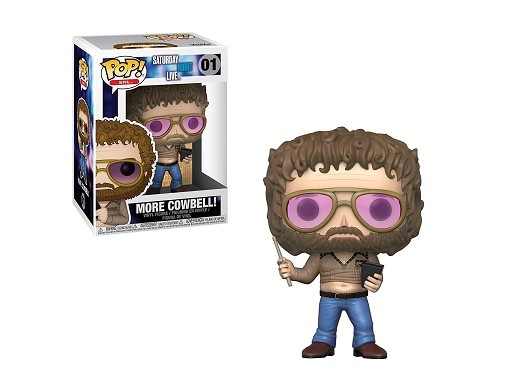 Figura POP! TV: Saturday Night Live - More Cowbell