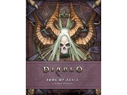 Diablo Bestiary: The Book of Adria (ING) Libro