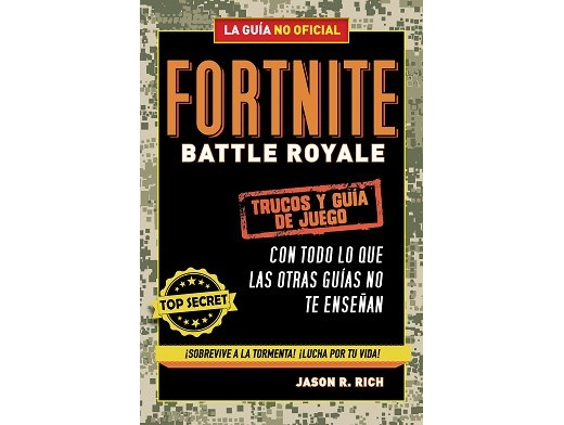 Fortnite Battle Royale: Trucos y guía (ESP) Libro