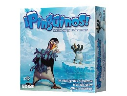 ¡Pingüinos! - Juego de Mesa