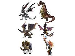 Figura Monster Hunter CFB M. Plus Vol 8 (al azar)
