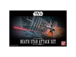 Model Kit Death Star Attack Set - Star Wars