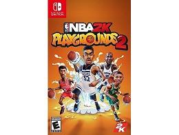 NBA 2K Playgrounds 2 NSW