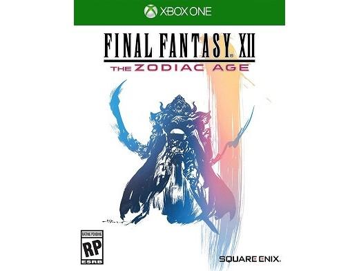Final Fantasy XII - The Zodiac Age XBOX ONE