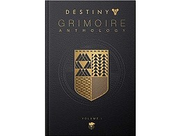 Destiny Grimoire Anthology, Vol. I (ING) Libro