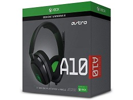 ASTRO Gaming A10 Gaming Headset XBOX ONE/PC