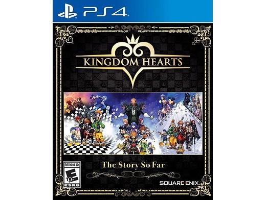 Kingdom Hearts – The Story So Far PS4