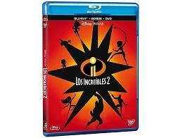 Los Increíbles 2 Blu-ray + Bonus latino