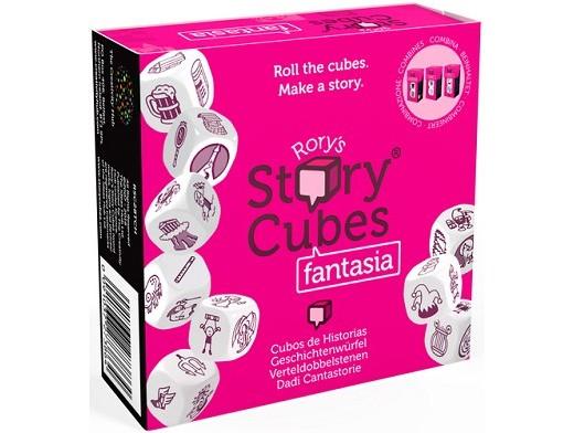 Story Cubes Fantasía - Juego de mesa