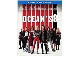 Ocean's 8 Blu-Ray