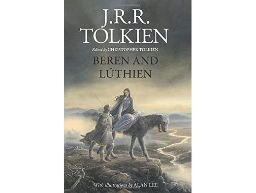 Beren and Lúthien (ING) Libro