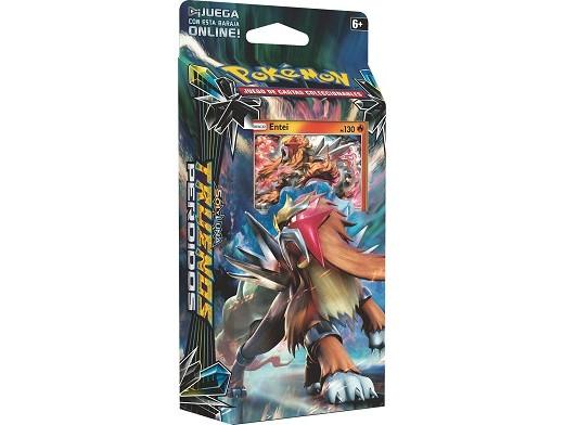 Mazo Pokémon TCG T.P. - Volcán en Llamas