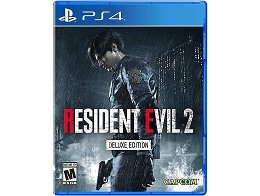 Resident Evil 2 Deluxe Edition PS4