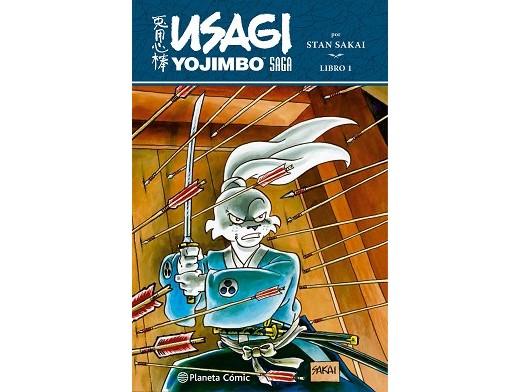 Usagi Yojimbo Saga nº 01 (ESP/HC) Comic