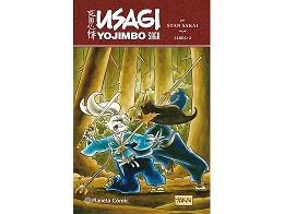 Usagi Yojimbo Saga nº 02 (ESP/TP) Comic
