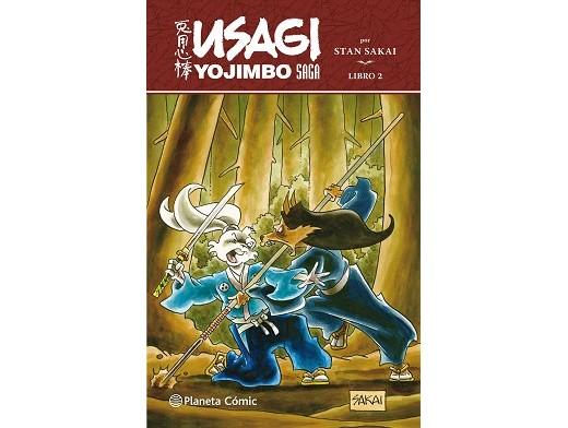 Usagi Yojimbo Saga nº 02 (ESP/HC) Comic