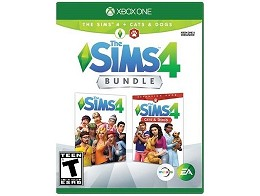 The Sims 4 + Cats and Dogs XBOX ONE