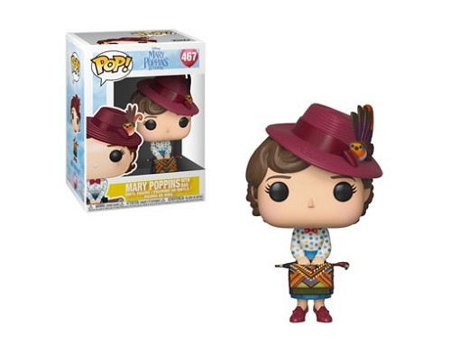 Figura Pop! Mary Poppins Returns - Mary Bag
