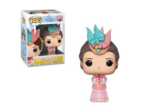 Figura Pop! Mary Poppins Returns - Mary Music Hall